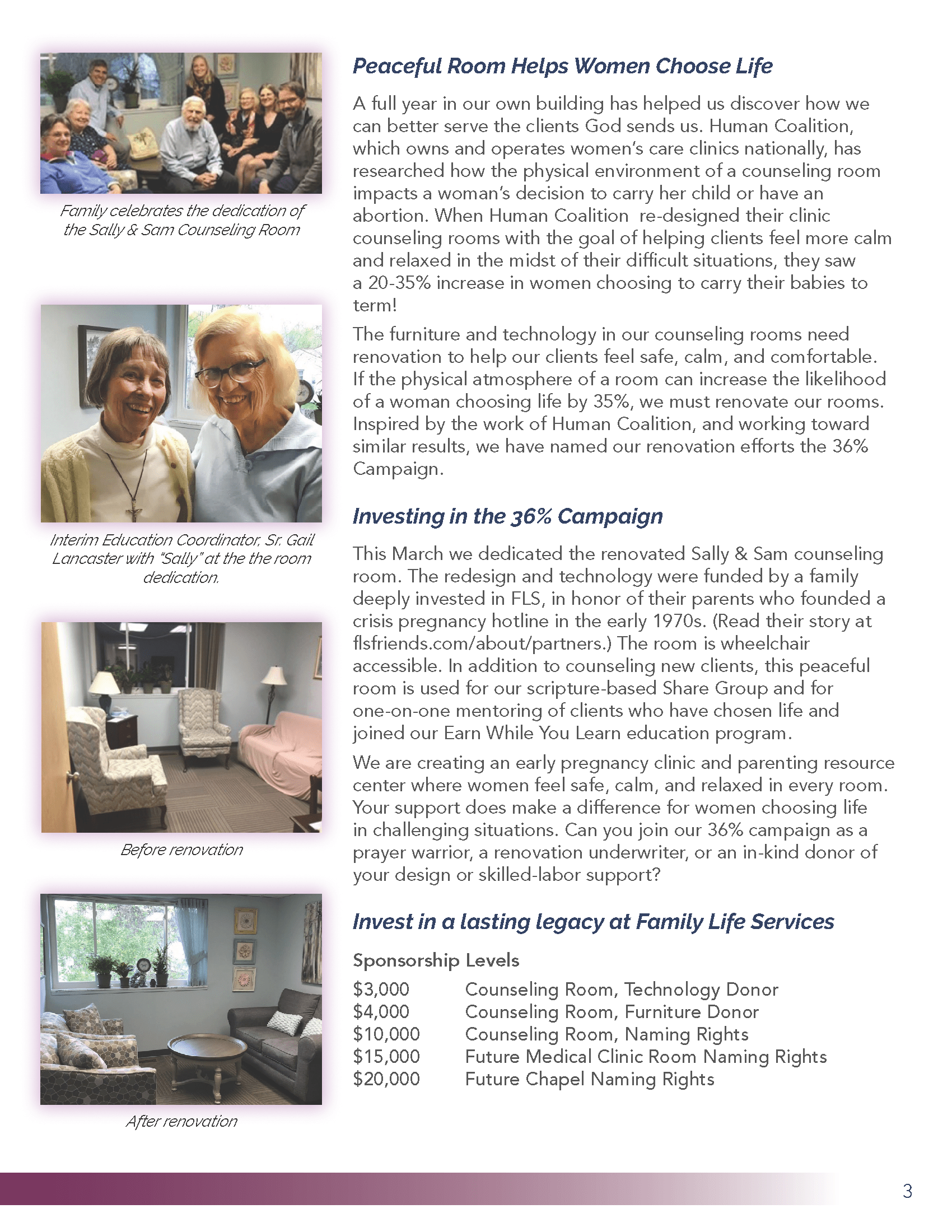 Image of 2019 Annual Report Page 3