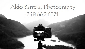 Aldo Barrera Photography, 248.662.6371