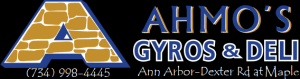 Ahmo's Gyros & Deli, 734.998.4445, Ann Arbor-Dexter Road at Maple