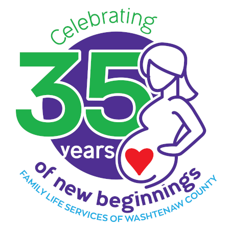 Celebrating 35 Years of new beginnings. Family Life Services of Washtenaw County