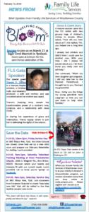 February 2019 E-Newsletter