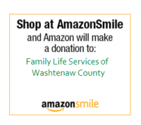 Shop at AmazonSmile and Amazon will make a donation to Family Life Serices of Washtenaw County. AmazonSmile
